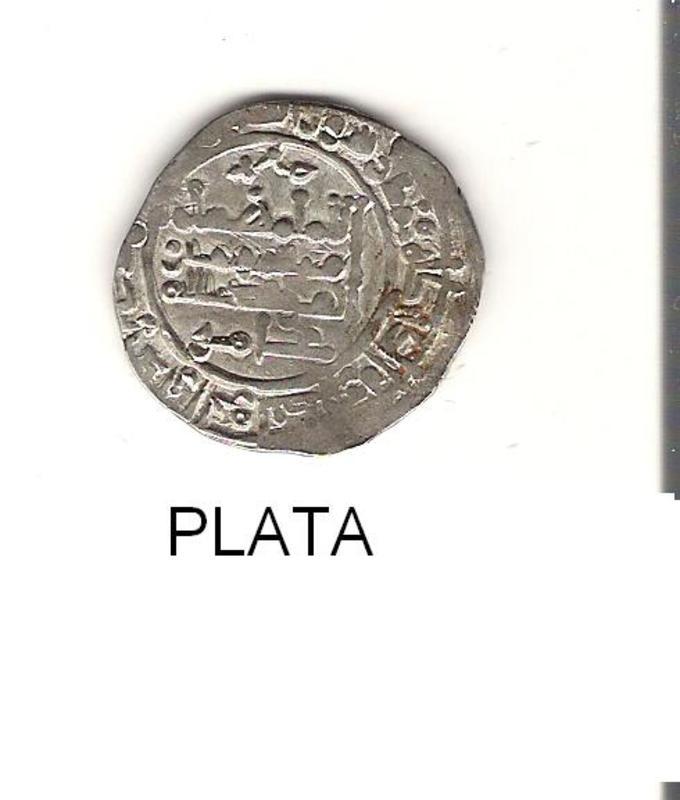 dirhem de Hixam II año hégira 366-399 o 976-1009 J.C. DIRHEM_AL_ANDALUS_5