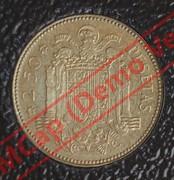 2,50 pesetas 1953 (*19-71). Estado Español. DEDIT LOBO 2017-06-06_183846_038