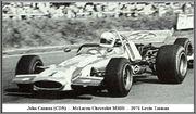 Tasman series from 1971 Formula 5000  71lev01
