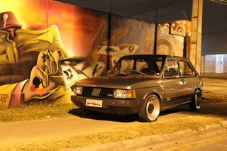 Auto Storiche in Brasile - FIAT 147