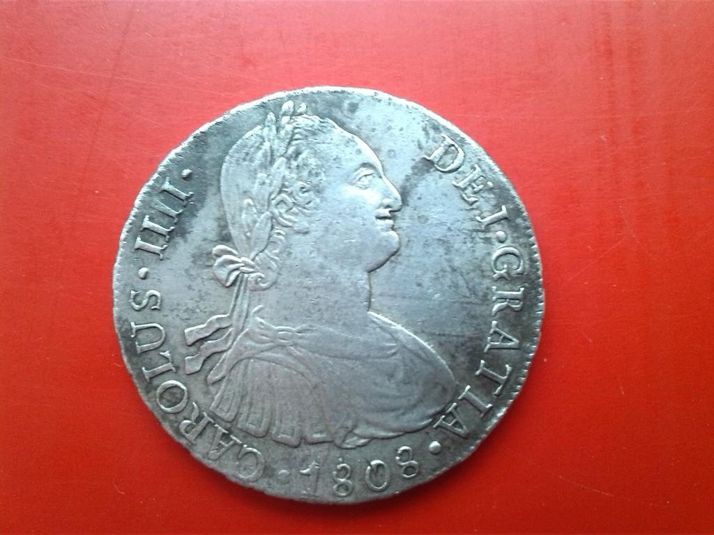 8 reales de Carlos IV de Lima 1808 IMG_20150530_195954