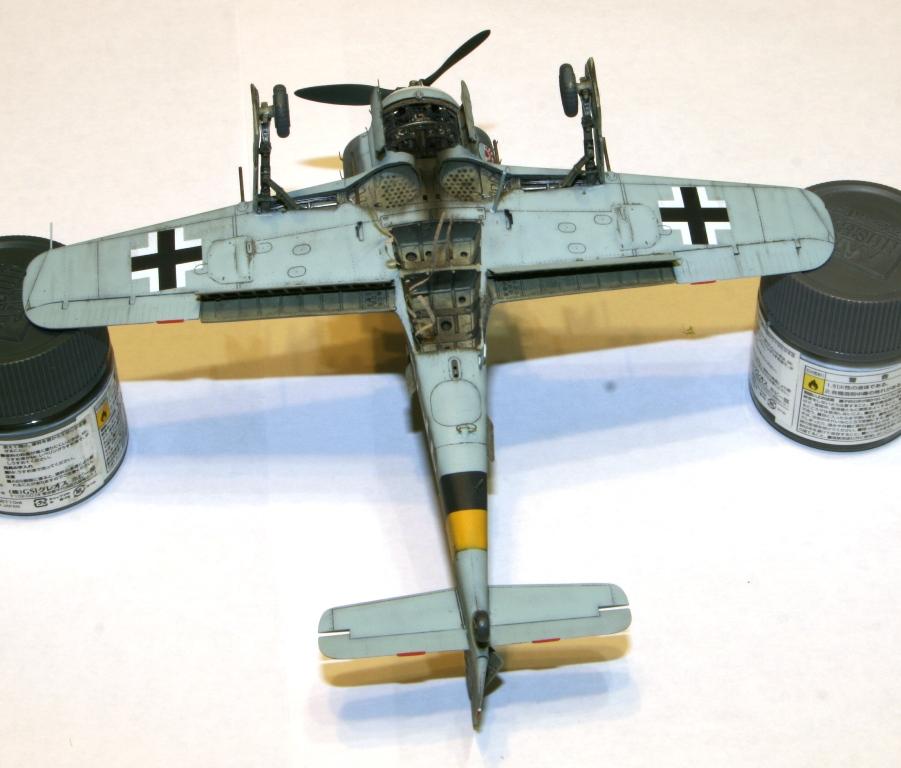 Focke Wulf Fw190A-8 Eduard 1/72 IMG_5177