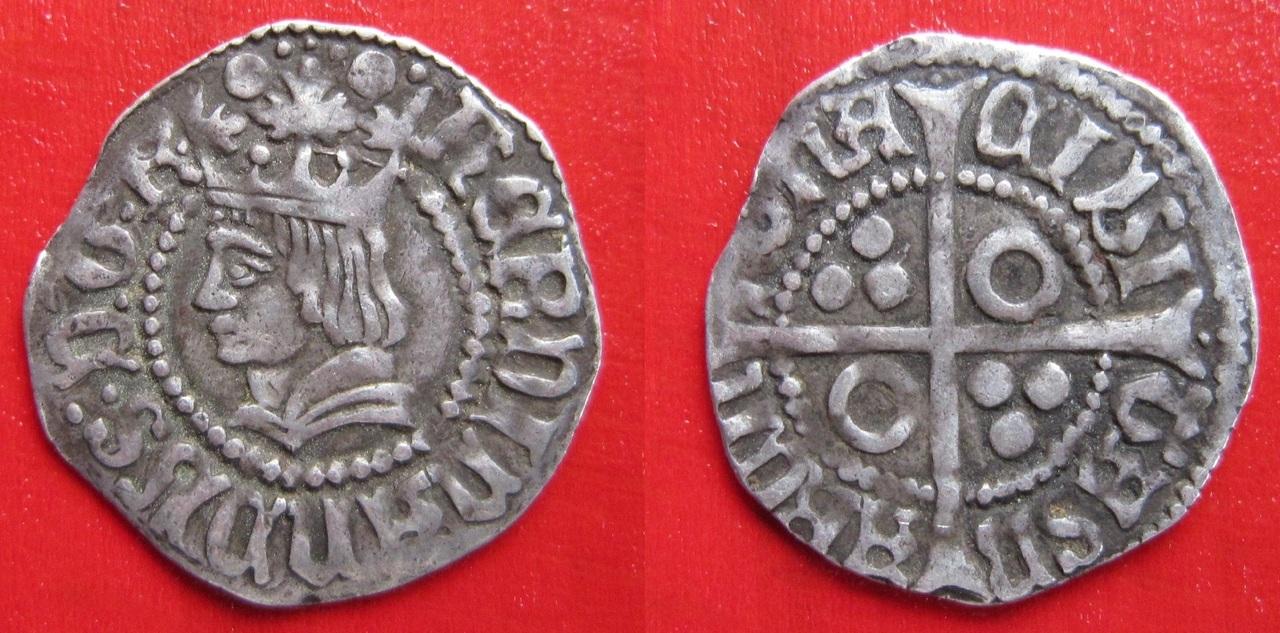1/2 Croat de Fernando II (Barcelona, 1479-1516). Croat_Fernando_II_de_Arag_n_Barc_1479_1516