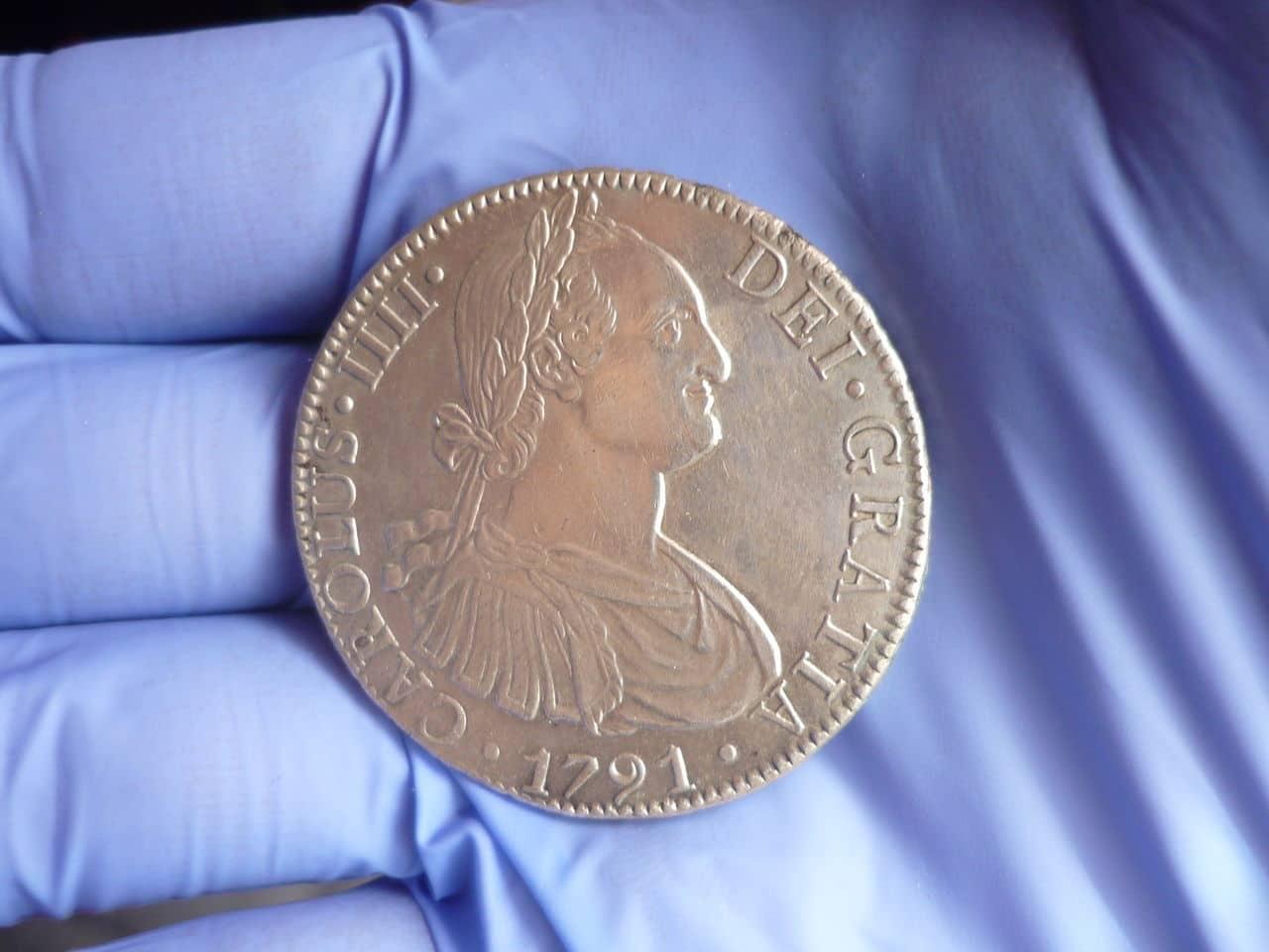 8 reales - CARLOS IIII - 1791 - Mejico FM P1040259