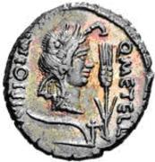 Glosario de monedas romanas. ARADO. Image