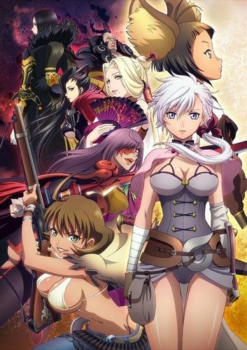 Animes da Temporada de Primavera/2014 - Estreias Blade