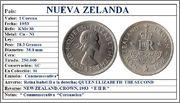 NUEVA ZELANDA 1 Corona 1949 Nueva_Zelanda_1_Corona_1953_Ficha