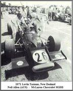 Tasman series from 1971 Formula 5000  71lev26