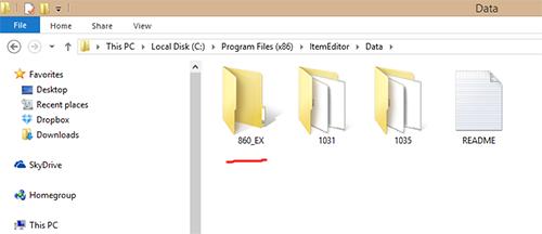 Aumentando o Limite de Sprites Folder_data