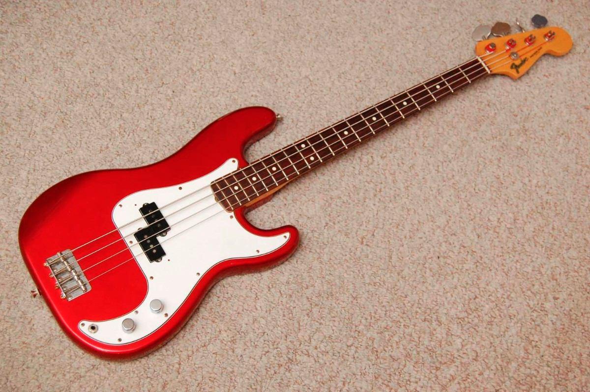 Squier Precision Classic Vibe X Fender Precision Standard MIM 2010 Baixo_fender_precision_mexicano_pouco_uso_15232