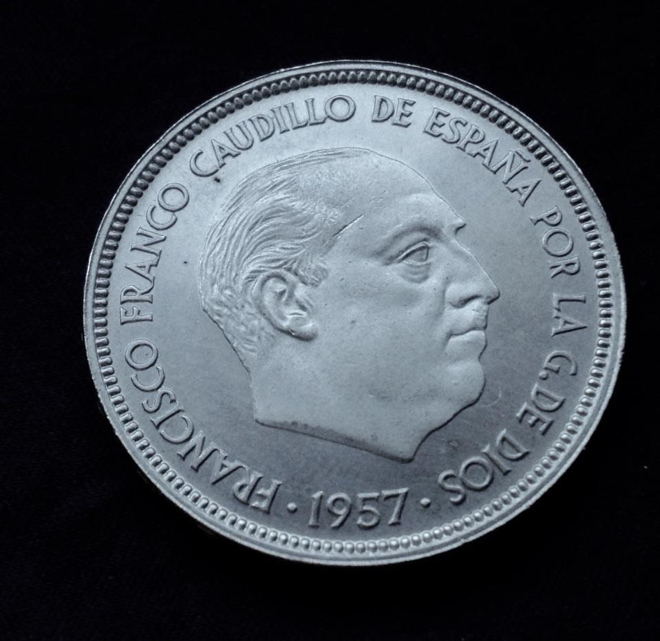 50 pesetas 1957 *73 - Estado Español Image