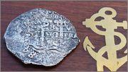 8 reales de 1684. Carlos II, Potosí 20150731_192647