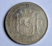 5 ptas gobierno provisional 1870_b