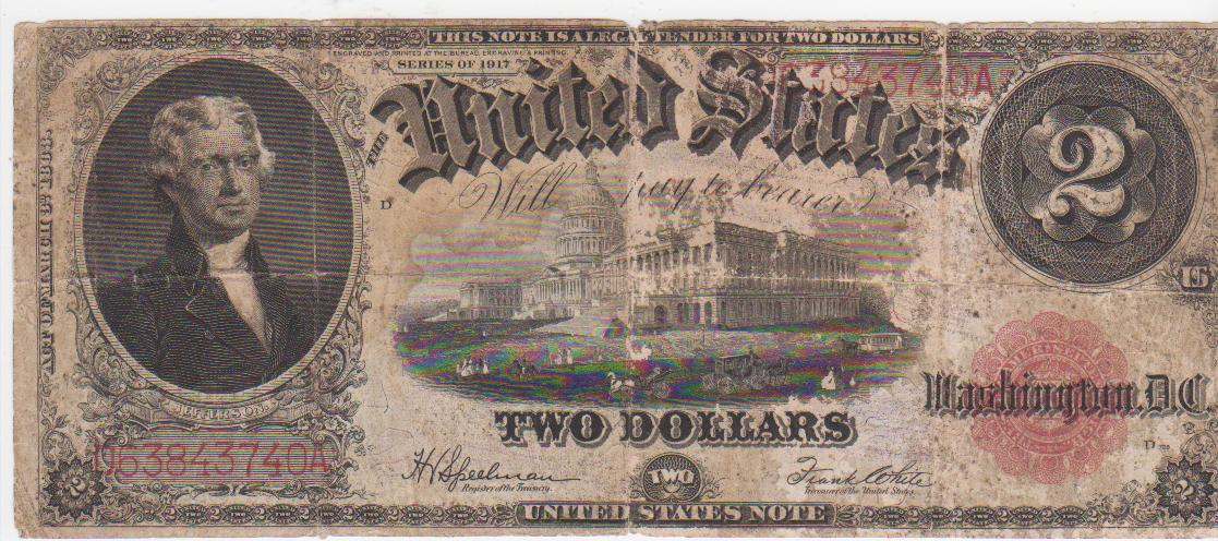 Billete de Dos dólares de 1917 EE_UU_2_dolares_1917