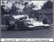 Tasman series from 1971 Formula 5000  71tas25