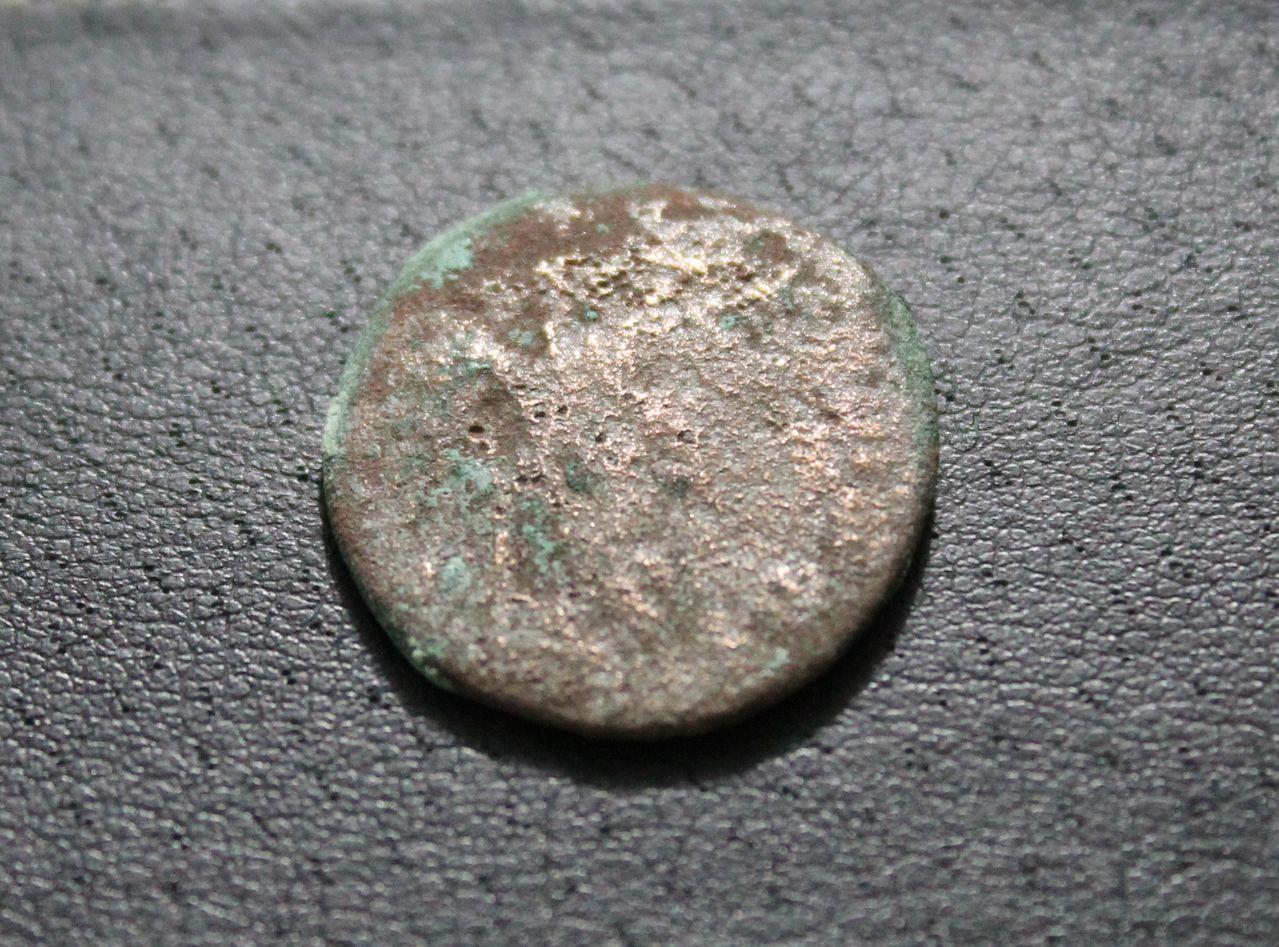 AE25 de la Rebelión de Bar Kojba. Judea. 132-135 d.C. 2_12h