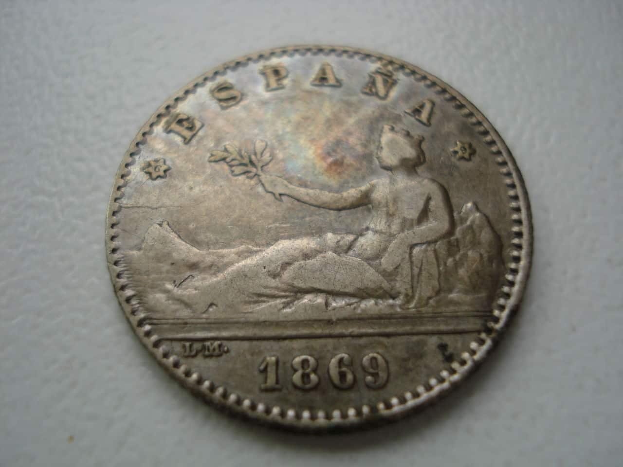 50 céntimos 1869. Gobierno Provisional. Monadas2_006