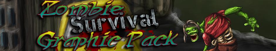 zombie survival graphic pack gratis Zombie-survival-graphic-pack-product