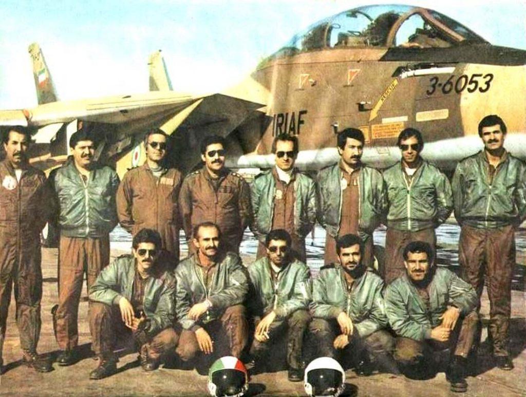في العام 1980 : النيران الصديقه كانت من اهم اسباب مقتل الطيارين الايرانيين  1-pD8b9m8-2kdKiAM042a0Lg-1024x773