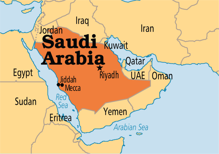 Saudi Arabia commits US $ 300 million assistance to Sri Lanka Saud-MMAP-md
