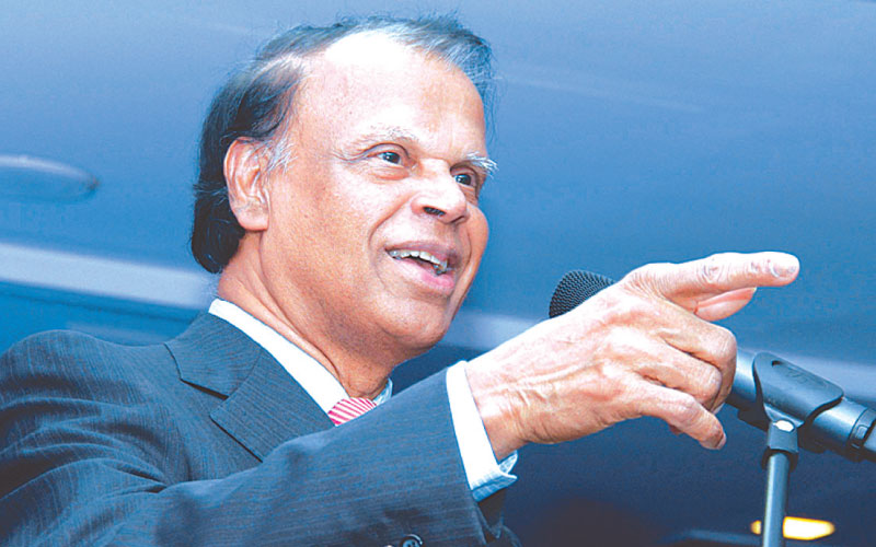 Sena Yaddehige charged with insider dealing by Sri Lanka regulator Sena-Yaddehige