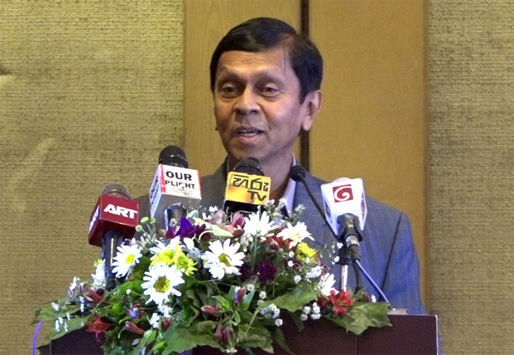 Sri Lanka envisions further growth in 2020, hopes for more Chinese investment Ajith-Nivad-Cabral
