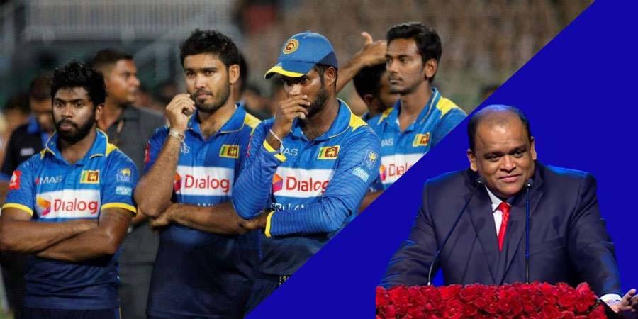 ඉස්සරහට අපි පරදින එකනම් ෂුවර් – ධම්මික ක්රිකට් ගැන කතා කරයි Dhammika-Cricket