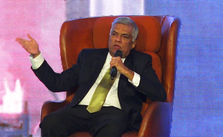 Thread for News on CSE and SL Economy  - Page 10 Ranil-Firesidechat