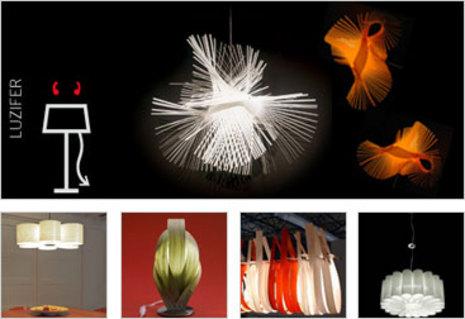 اشكال نجف واباجورات جديده جدا موديلات 2012  Luzifer