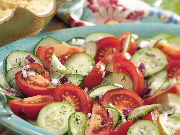 Dilled Cucumber and Tomato Salad (TNT) 685e506f-6c9c-400b-af1a-c700872f3a71