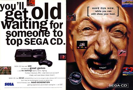 MEGADRIVE vs SUPER NINTENDO : Fight ! - Page 3 Sega-cd