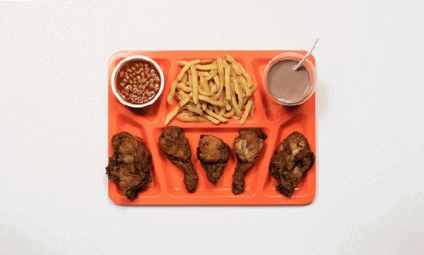 طلبات الطعام قبل الإعدام بالصور!!!! Large