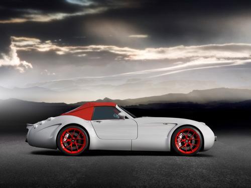 قمة الفخامة سيارة وايزمان الفاخرة 2012 Original