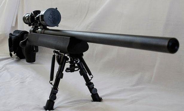 سلاح قناص بغداد .... سلاح دراغونوف الروسي... تبوك العراقي .....  Large