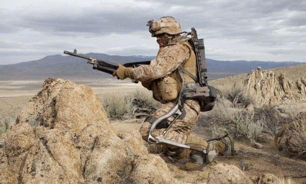 إختراع يحول الجندي الى بطل خارق Large