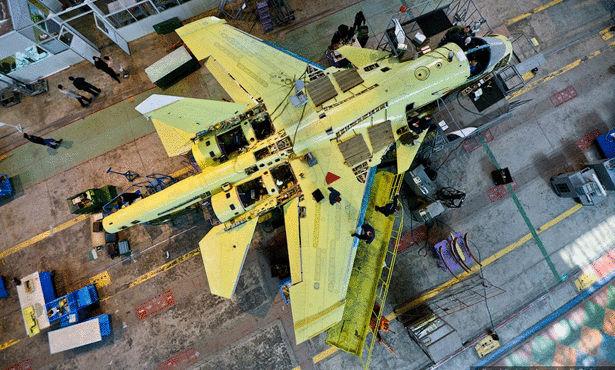 مقاتلة الهجوم الارضي الرائعة سوخوي سو34 فولباك-Sukhoi Su-34 Fullback ! - صفحة 4 Large