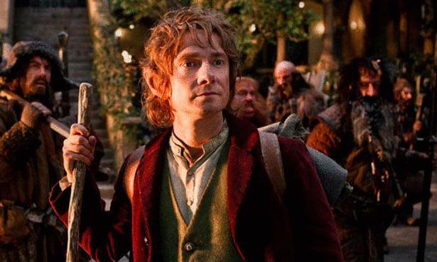 ظهور أول بوستر من فيلم The Hobbit Large