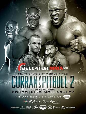 Bellator 123: Curran vs. Pitbull 2 Bellator_123_Curran_vs._Pitbull_2_Poster