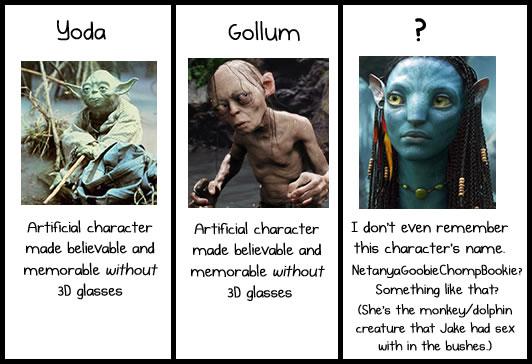 Tv de plasma ou plasma 3D ??? Characters