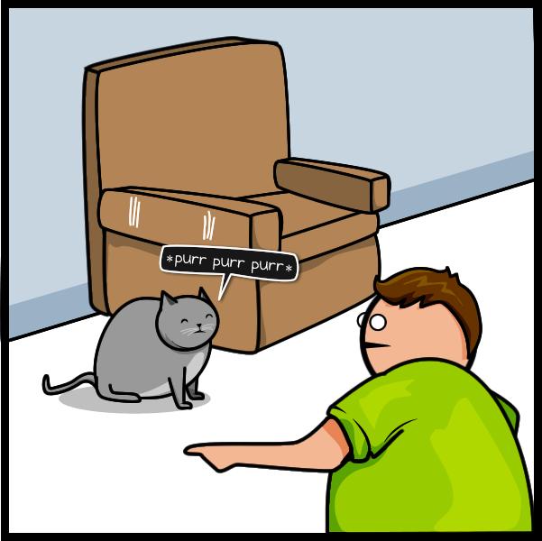 Joke About Cat Vs Internet 19