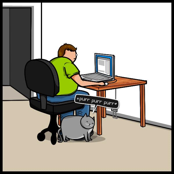 Joke About Cat Vs Internet 4
