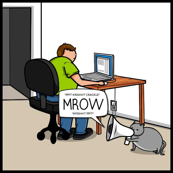 Joke About Cat Vs Internet 7