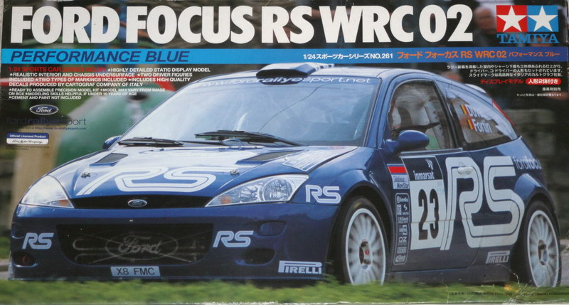 [Tamiya 1/24] Ford Focus RS WRC '02 - Page 2 Focus_1