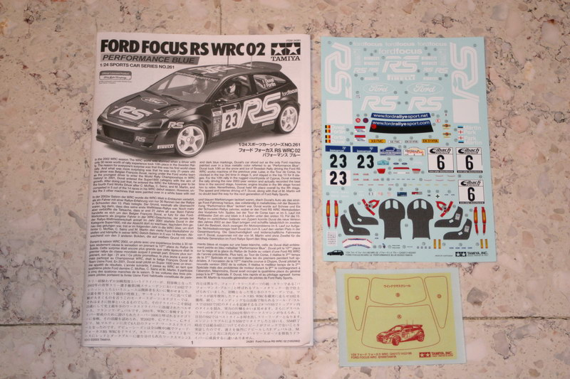 [Tamiya 1/24] Ford Focus RS WRC '02 Focus_2