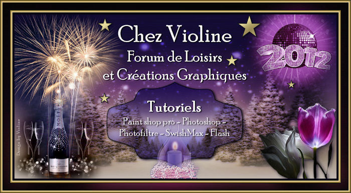 Chez Violine - Forum de Loisirs et Créations Graphiques BanNouvAnneePub