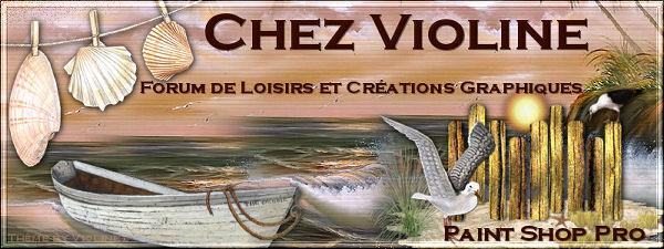 Chez Violine - Forum de Loisirs et Créations Graphiques - Page 5 Bannierepub