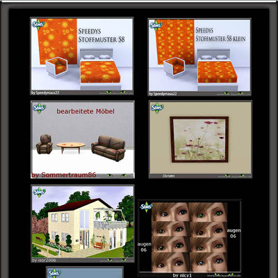 Blacky's Sims Zoo Update Sims3 12.07.2010 Vvfh72zy