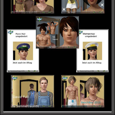 Blacky's Sims Zoo Update Sims3 12.07.2010 Can7wtnu