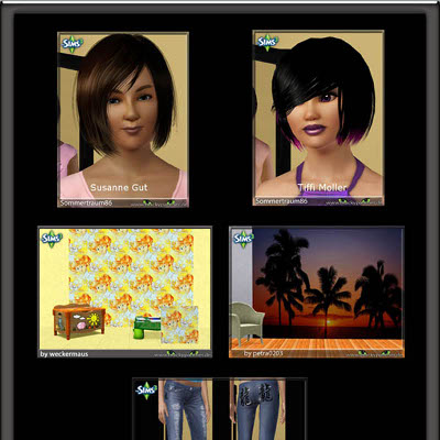 Blacky's Sims Zoo Update Sims3 12.07.2010 - Page 3 85p5f6q2