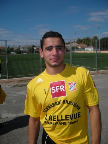 EUGA ARDZIV/ FC CALVI ...De l'Arménie à la Balagne  - Page 3 Loic